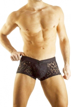 L' Homme Invisible Devore Tattoo V-BoxerMY19-D11 black