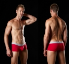 Intymen 5050 Swing Enhance Boxer red